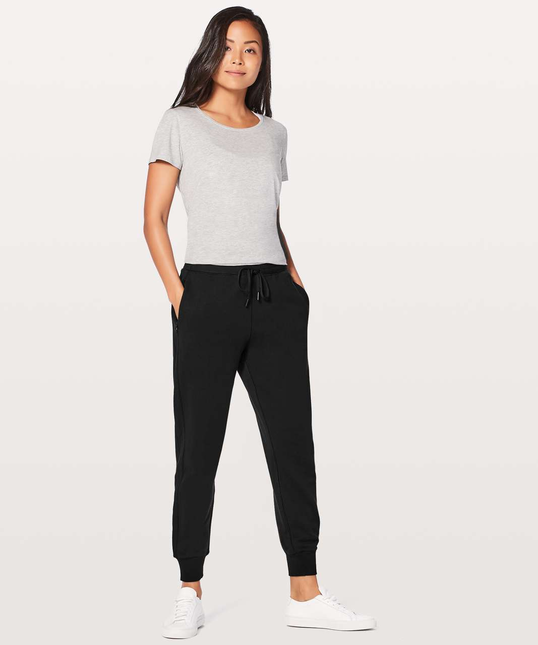 """Lululemon Cool & Collected Jogger *28"""" - Black"""
