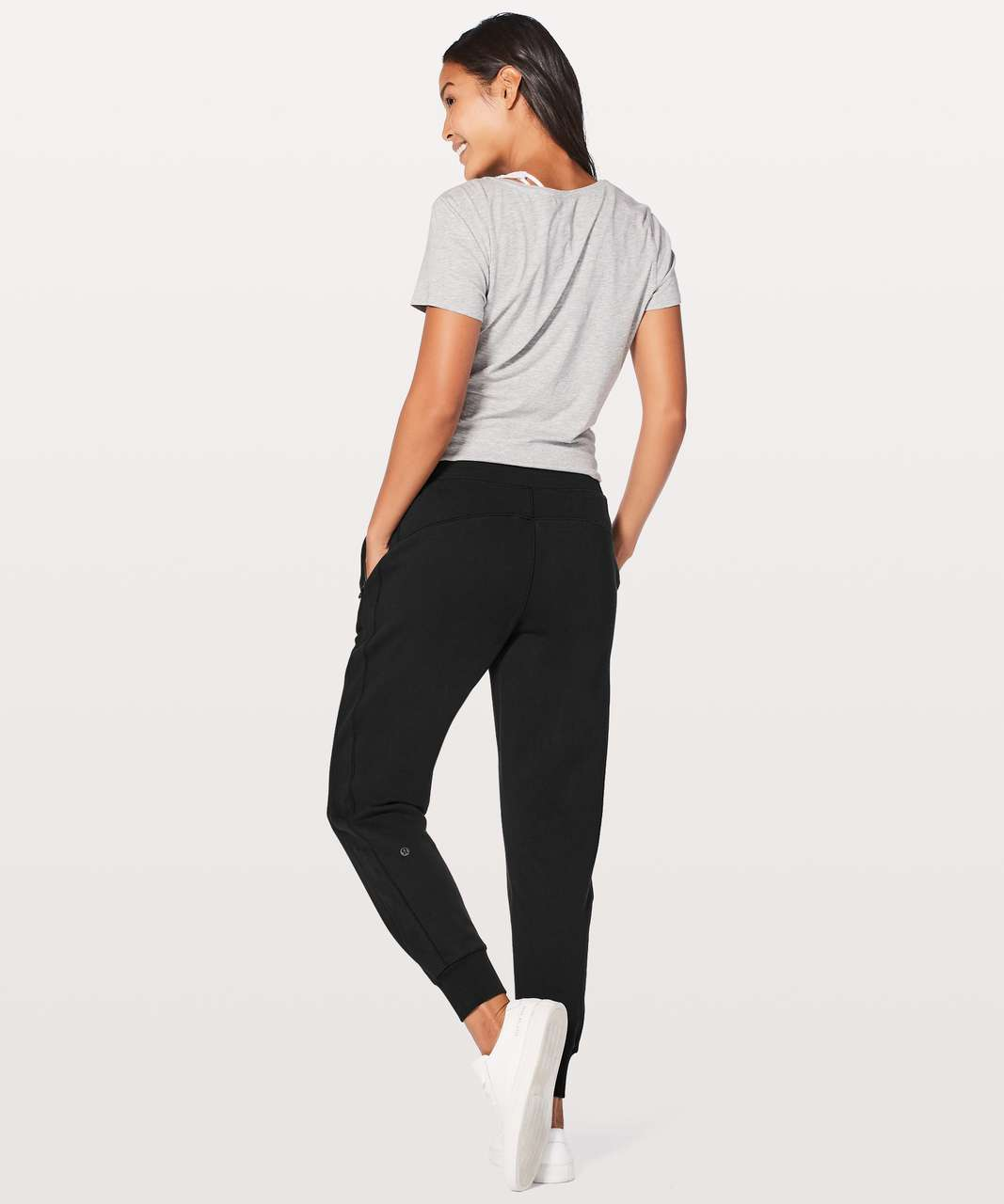 "Lululemon Cool & Collected Jogger *28"" - Black"