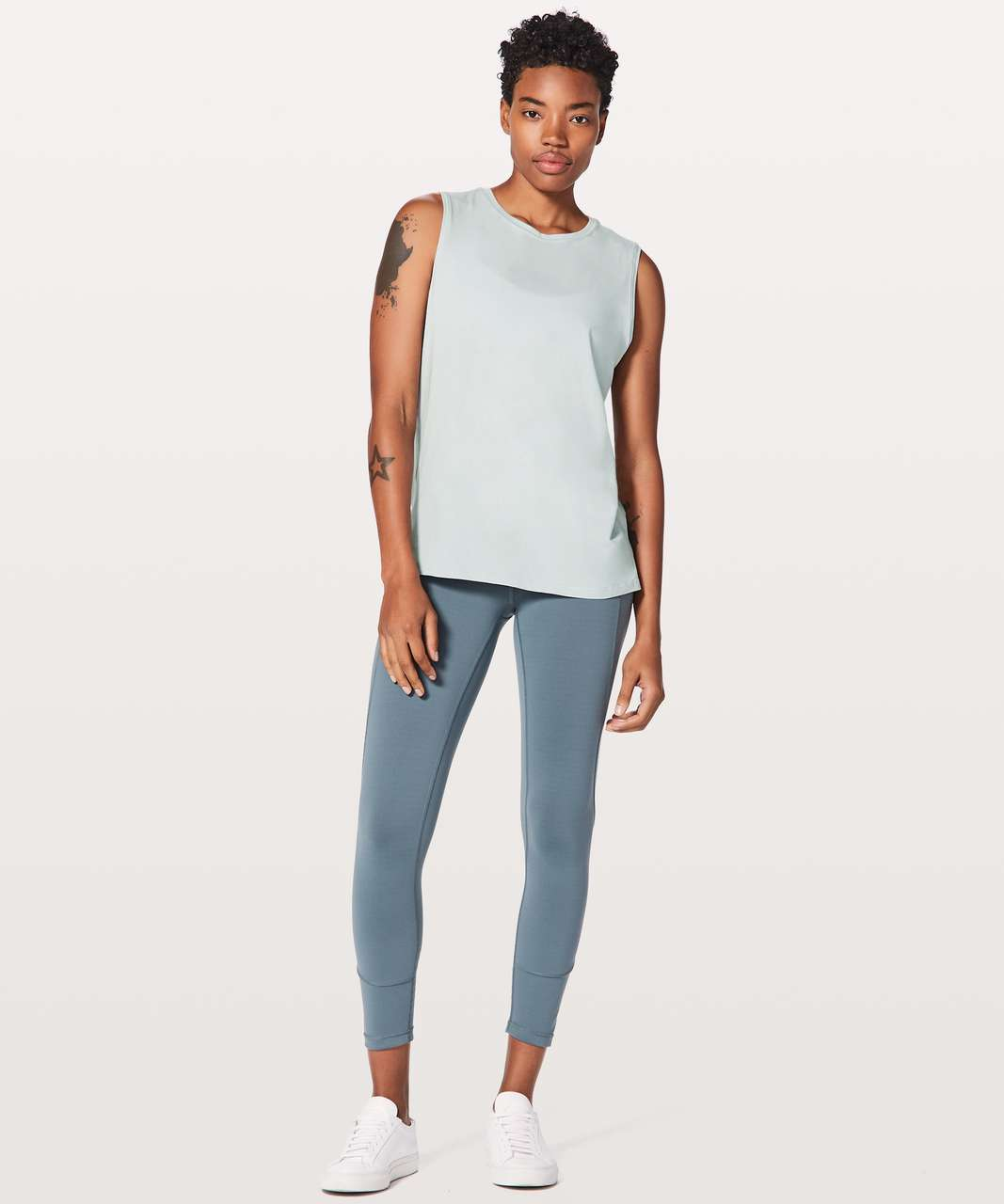 Lululemon Love Sleeveless Tank - Storm Blue