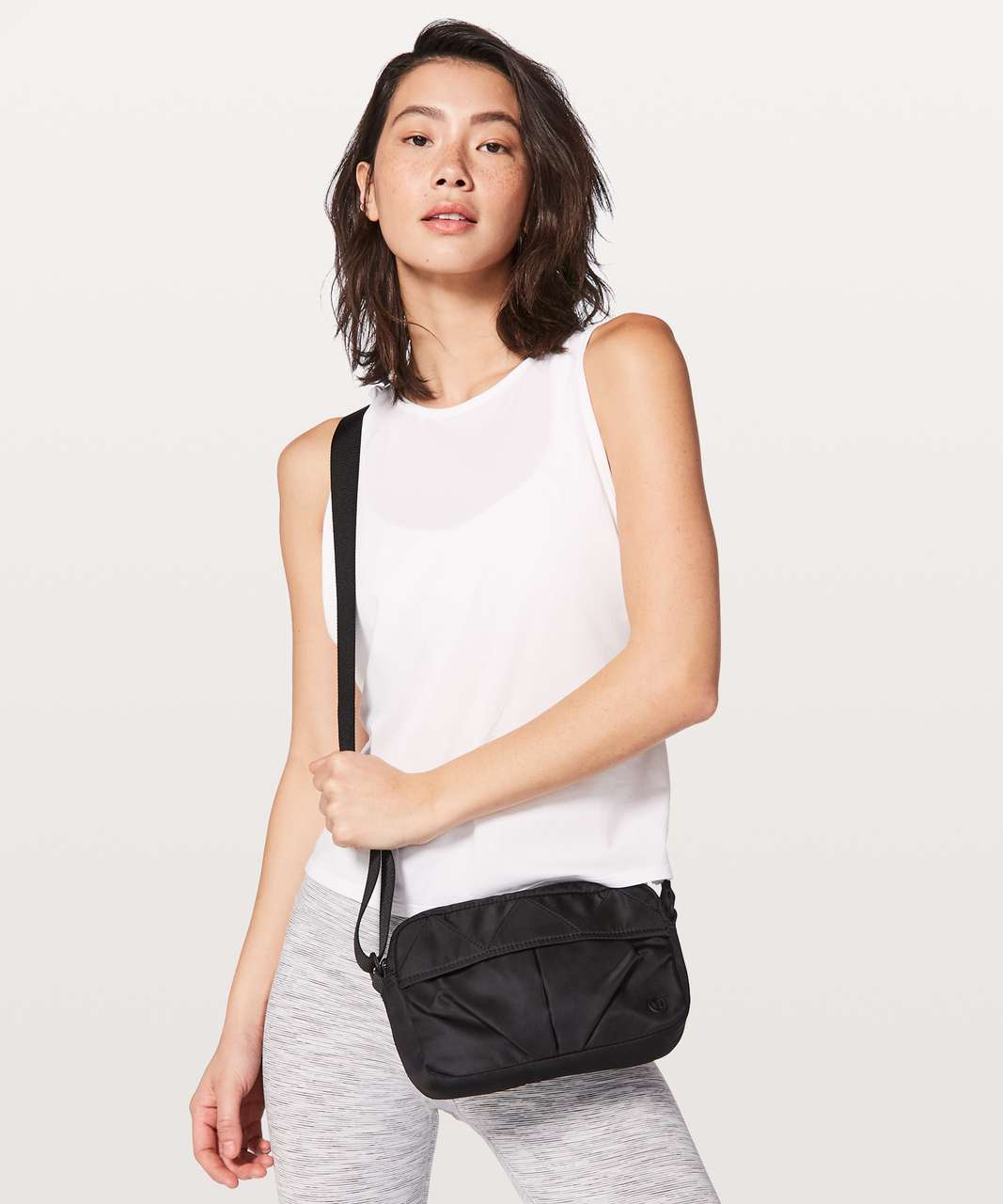 Lululemon City Adventurer Crossbody 3L - Black