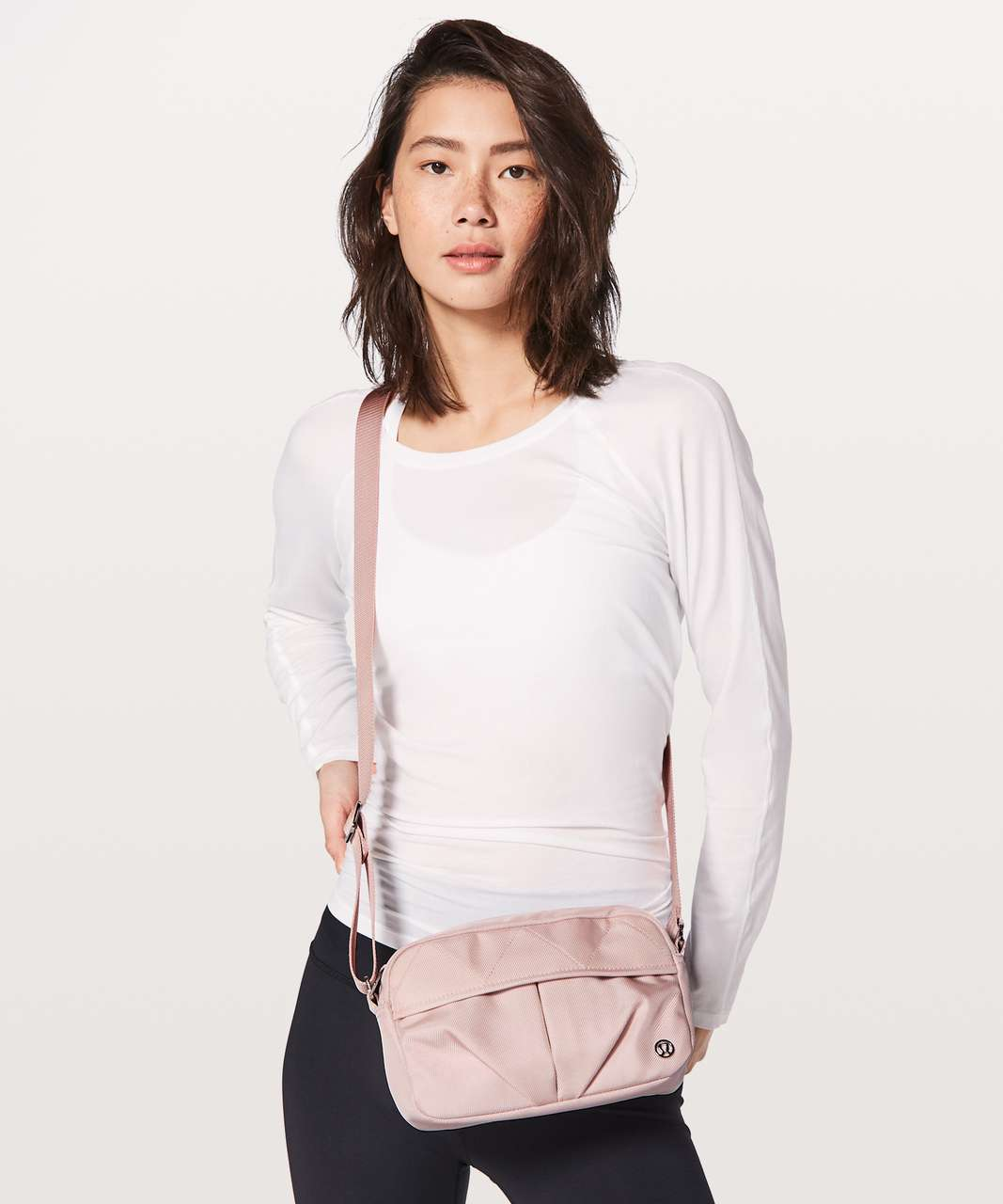 Lululemon City Adventurer Crossbody 3L - Misty Pink