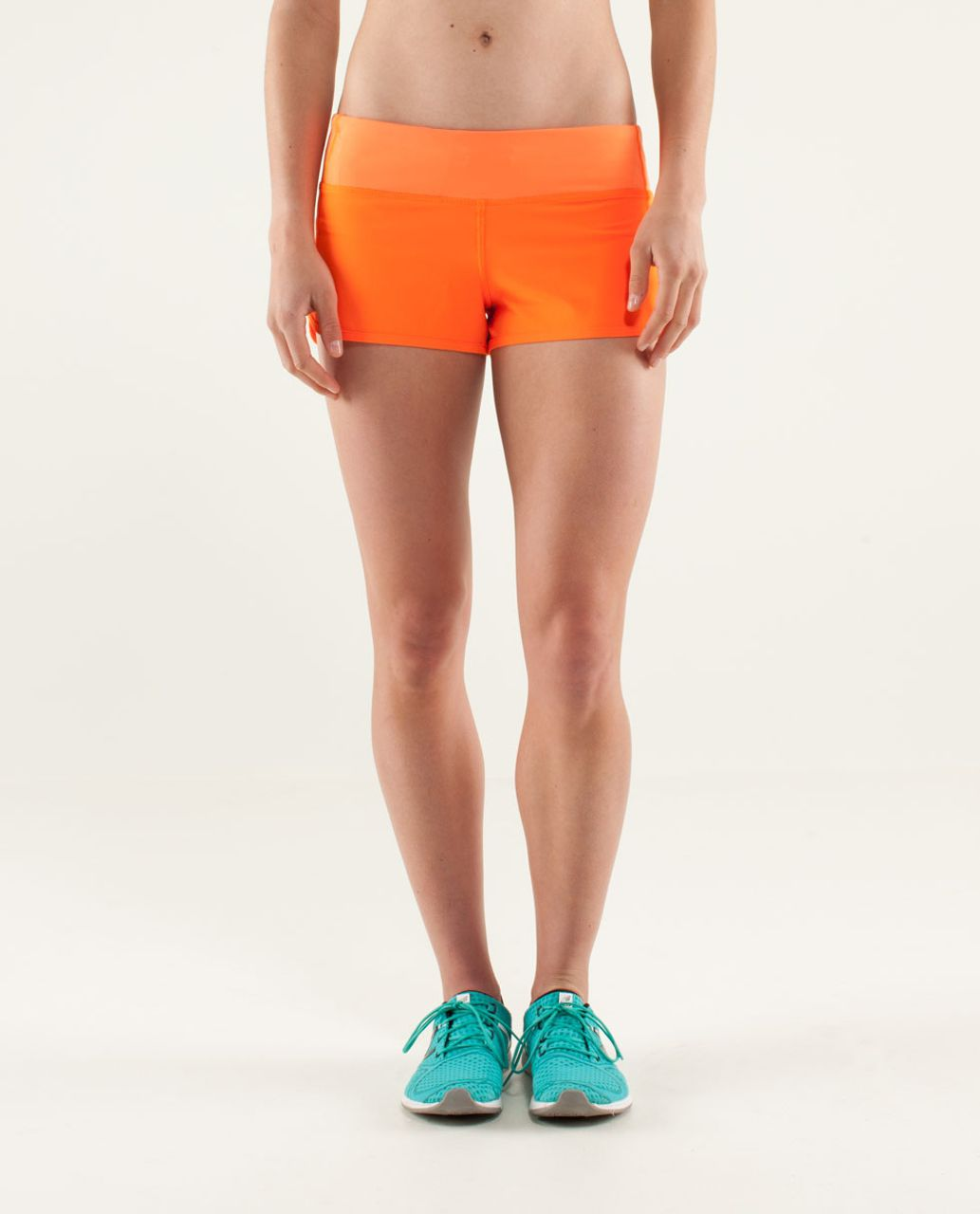 Lululemon Run:  Speed Short - Pizzaz