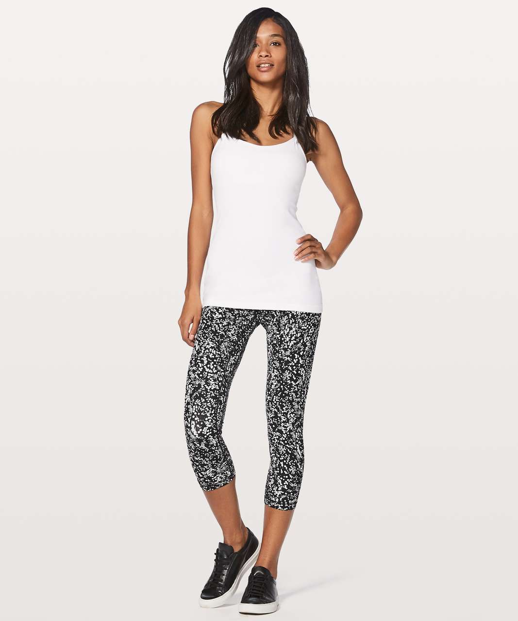 Lululemon Power Y Tank *Luon - White (First Release)