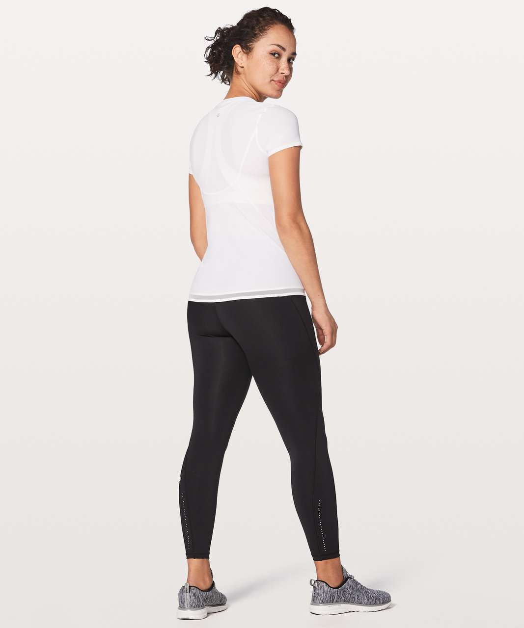Lululemon Into the Sun Tee - White