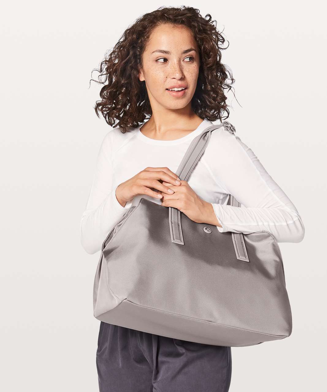 Lululemon Go Getter Bag *Heatproof Pocket 26L - Dark Chrome