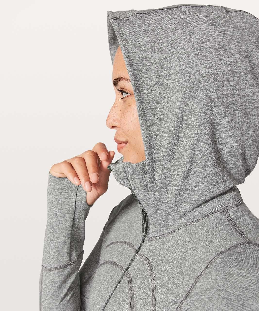Lululemon Stride Jacket II - Heathered Slate