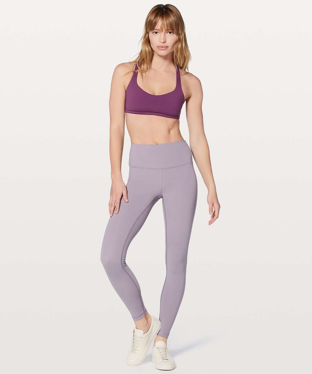 Lululemon Free To Be Bra (Wild) - Dark Mystic