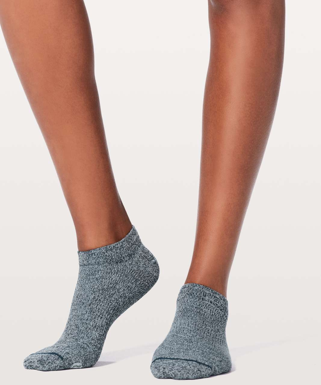 Lululemon All In A Day Sock - Magnetic Blue / Breezy / True Navy