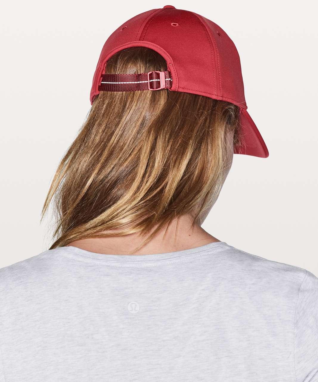 Lululemon Baller Hat - Persian Red