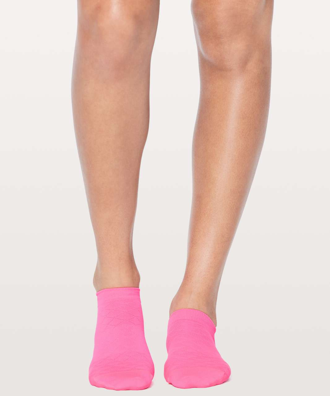 Lululemon Play All Day Sock 3 Pack - Strawberry Shock / Coralize / Zing Pink
