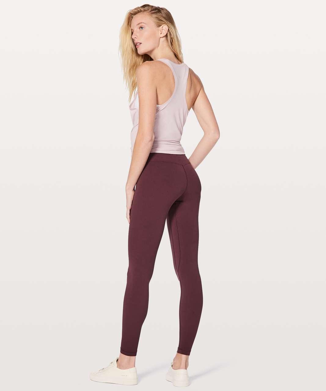"""Lululemon Align Pant *Full Length 28"""" - Redwood"""