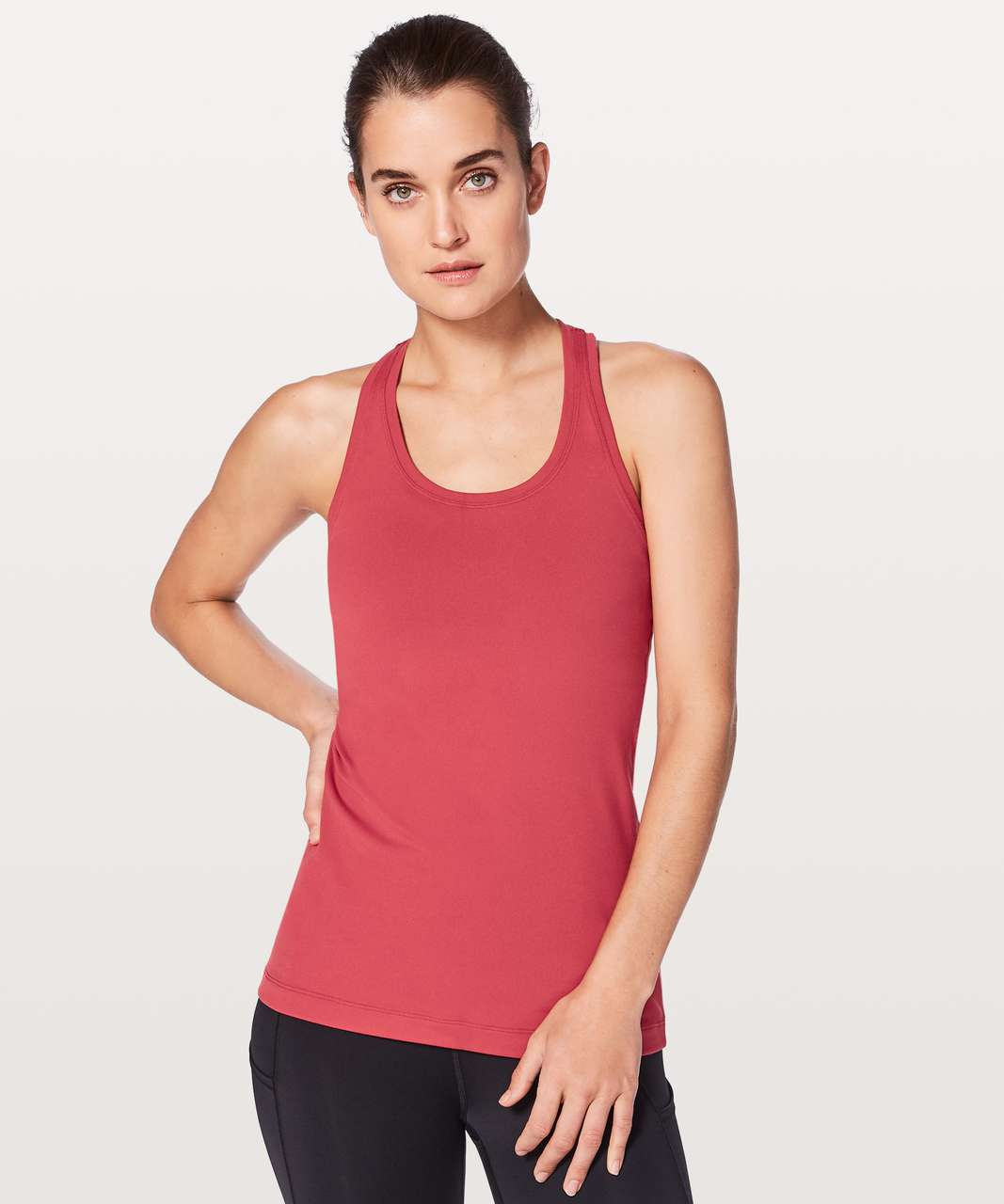 Lululemon Cool Racerback II - Persian Red