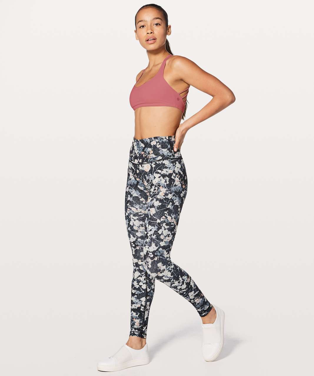 Lululemon Free To Be Bra (Wild) - Quicksand