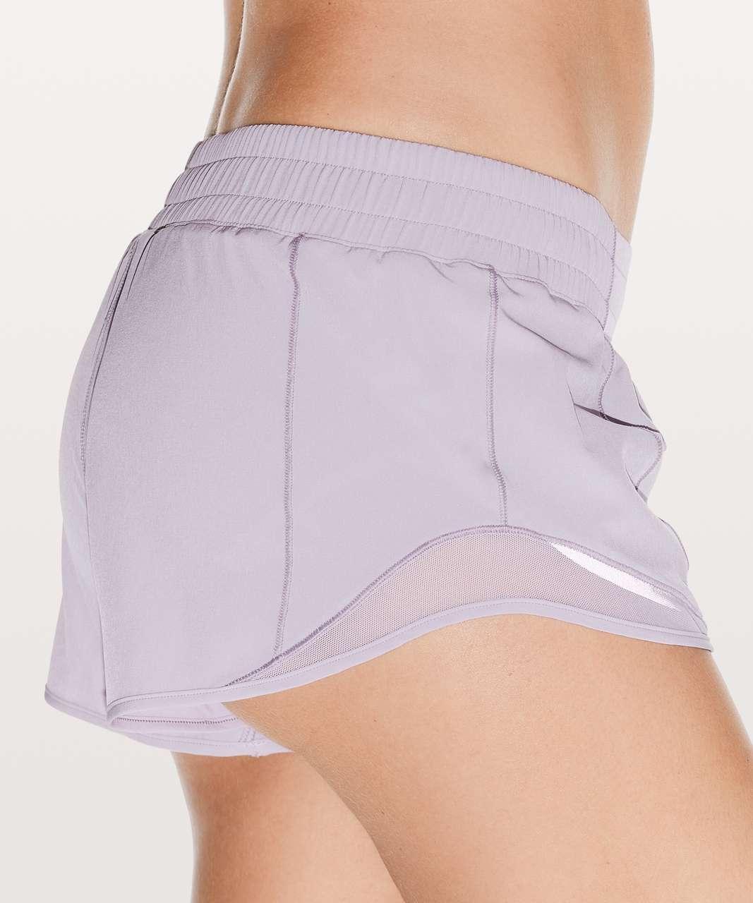 "Lululemon Hotty Hot Short II *2.5"" - Faint Lavender"