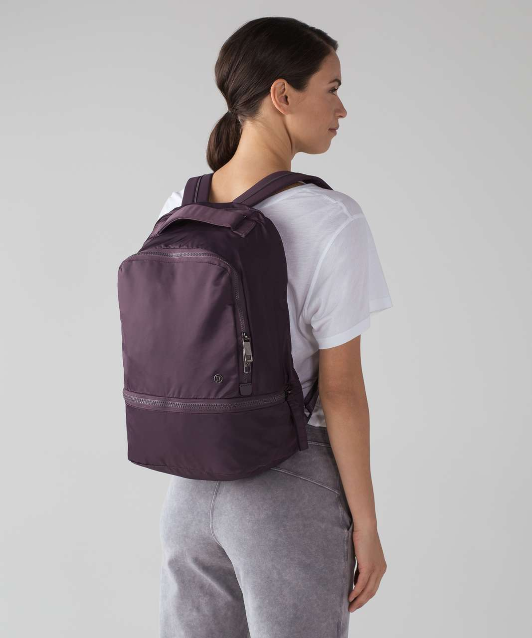 Lululemon City Adventurer Backpack 17L - Black Currant