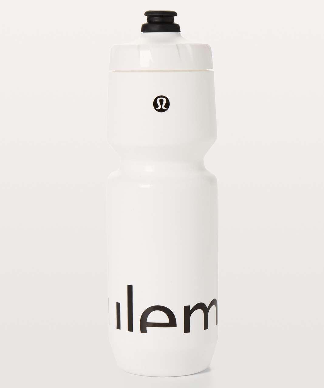 Lululemon Purist Cycling Water Bottle *26 oz - Purist Cortes Black