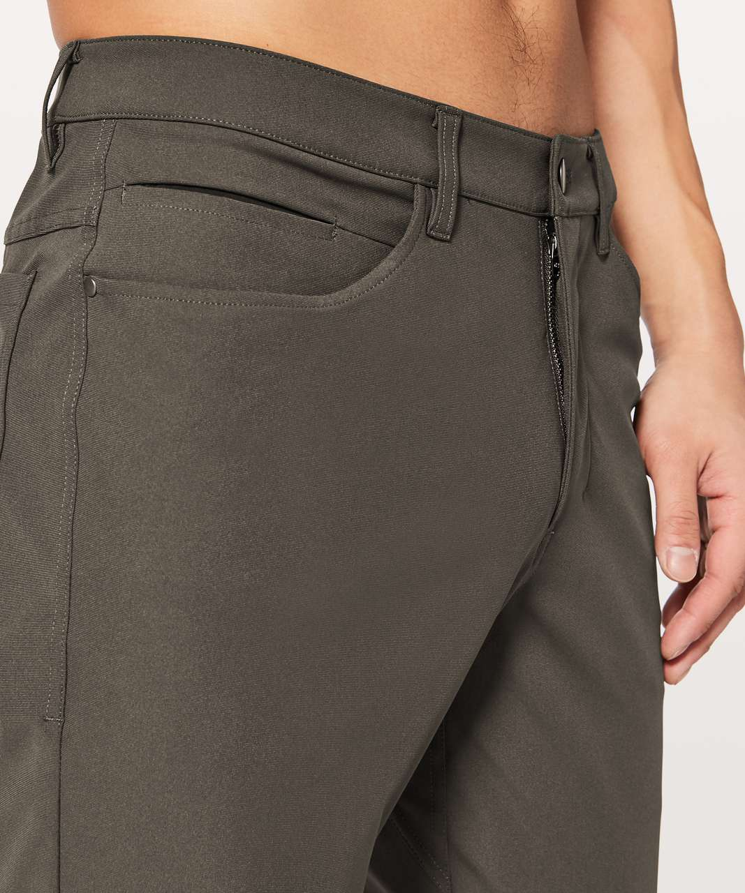 "Lululemon ABC Pant Classic *34"" - Stoney"
