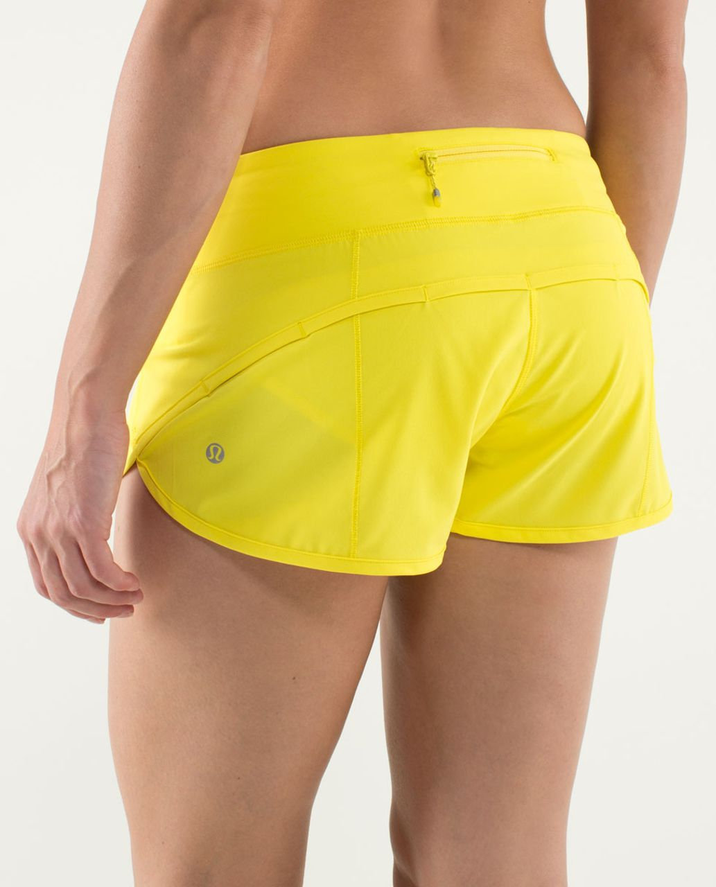 Lululemon Run:  Speed Short - Sizzle