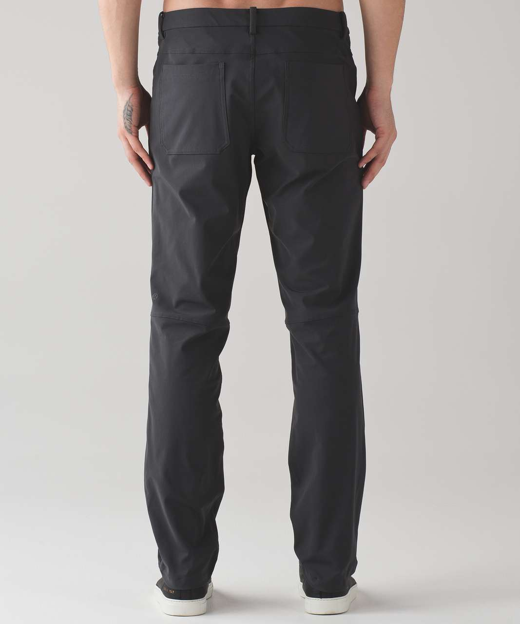 "Lululemon ABC Pant Classic 37"" - Deep Coal"