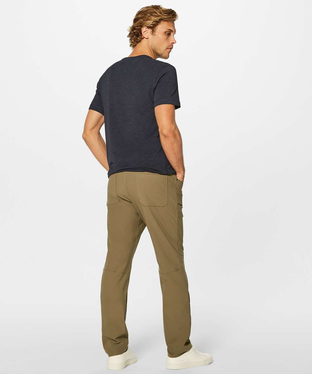 "Lululemon ABC Pant Classic 37"" - Artifact"