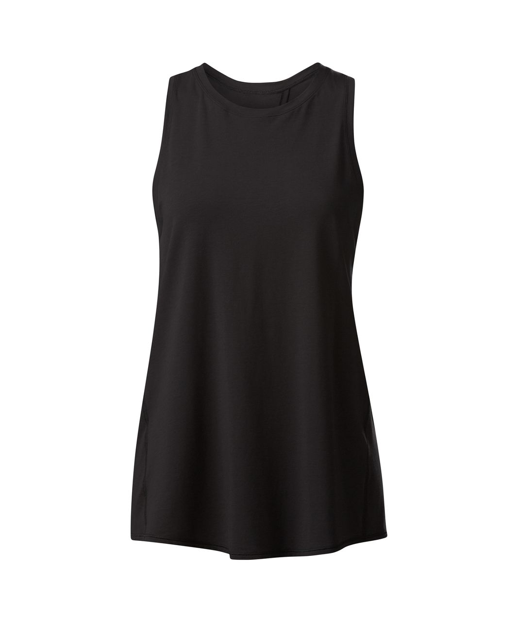 Lululemon All Tied Up Tank (Prima Cotton) - Black