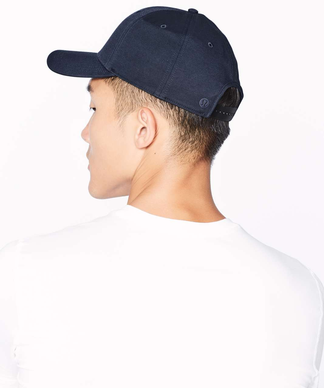 cc0aa4bc Lululemon On The Fly Ball Cap - Classic Navy - lulu fanatics