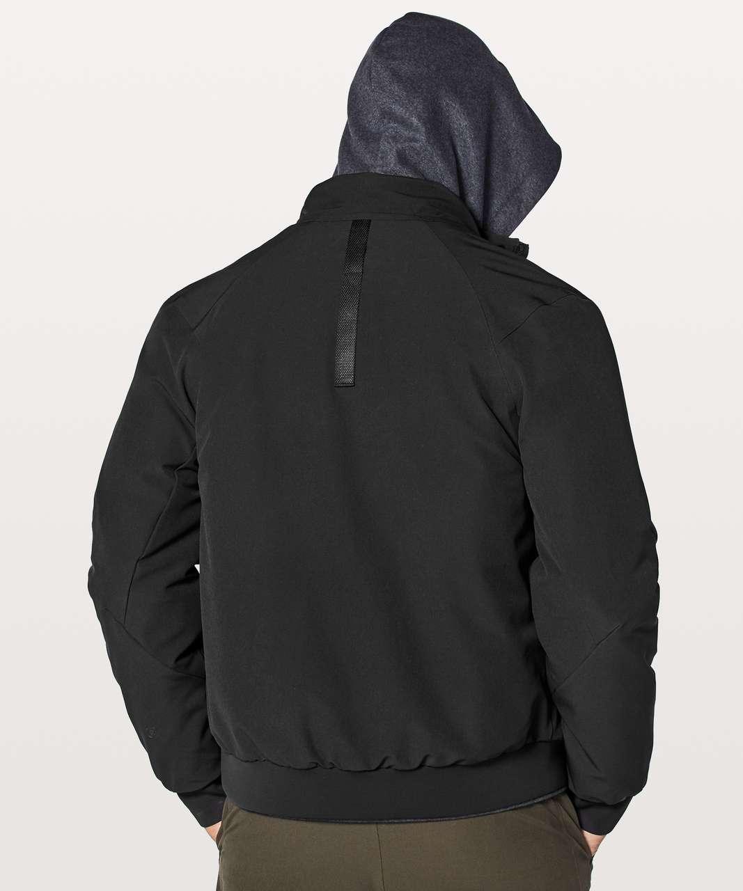 Lululemon lululemon x Roden Gray Bomber Jacket - Black