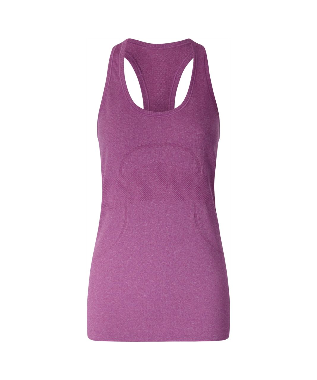 Lululemon Swiftly Tech Racerback - Heathered Regal Plum