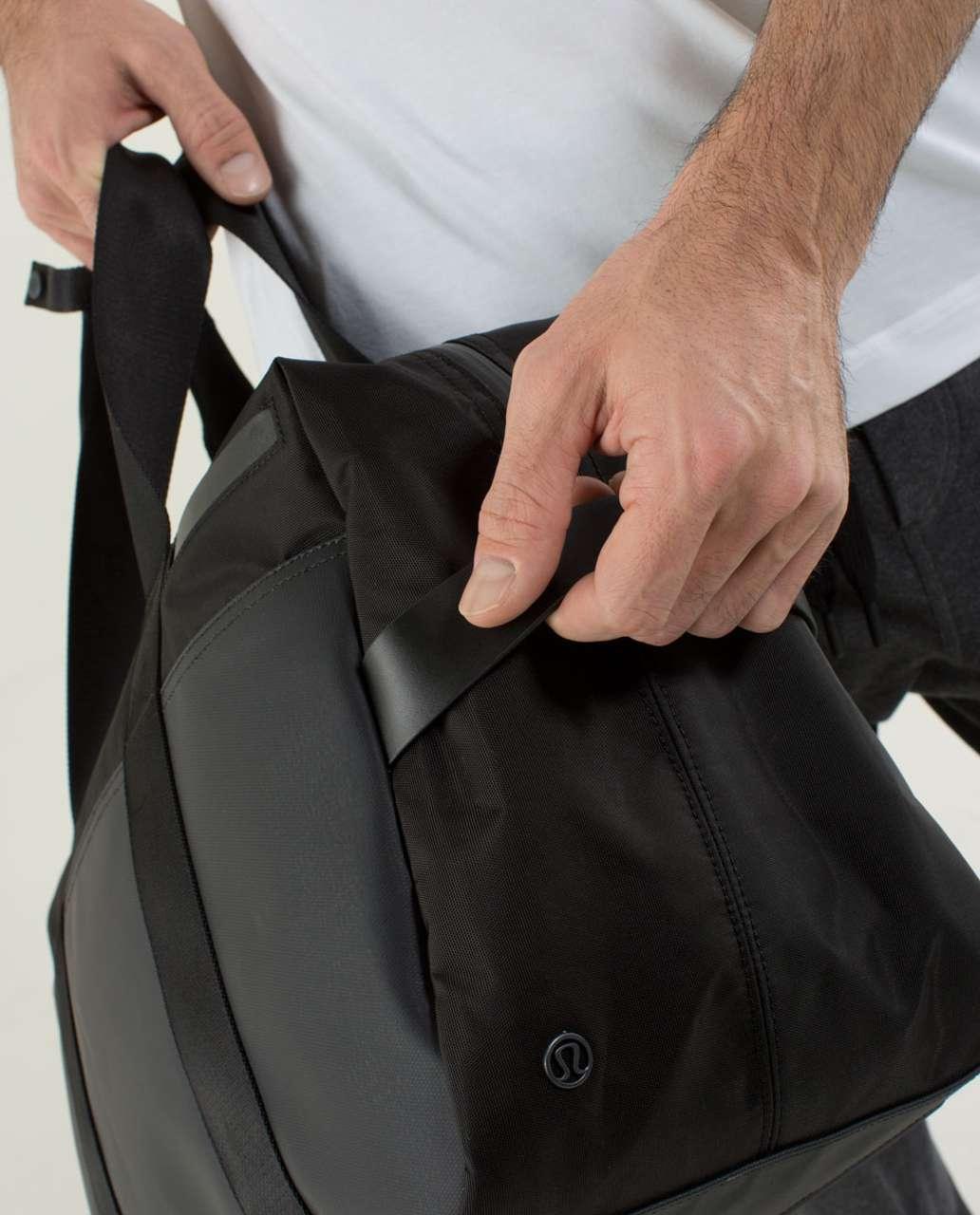 Lululemon Studio Session Bag - Black