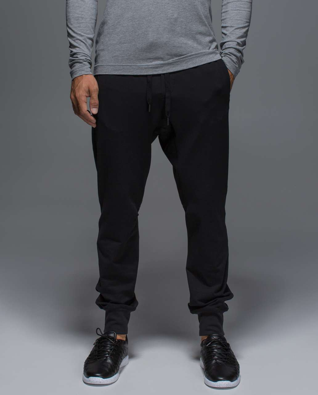 9663f311a6 Lululemon Anti-Gravity Pant - Black (Second Release) - lulu fanatics