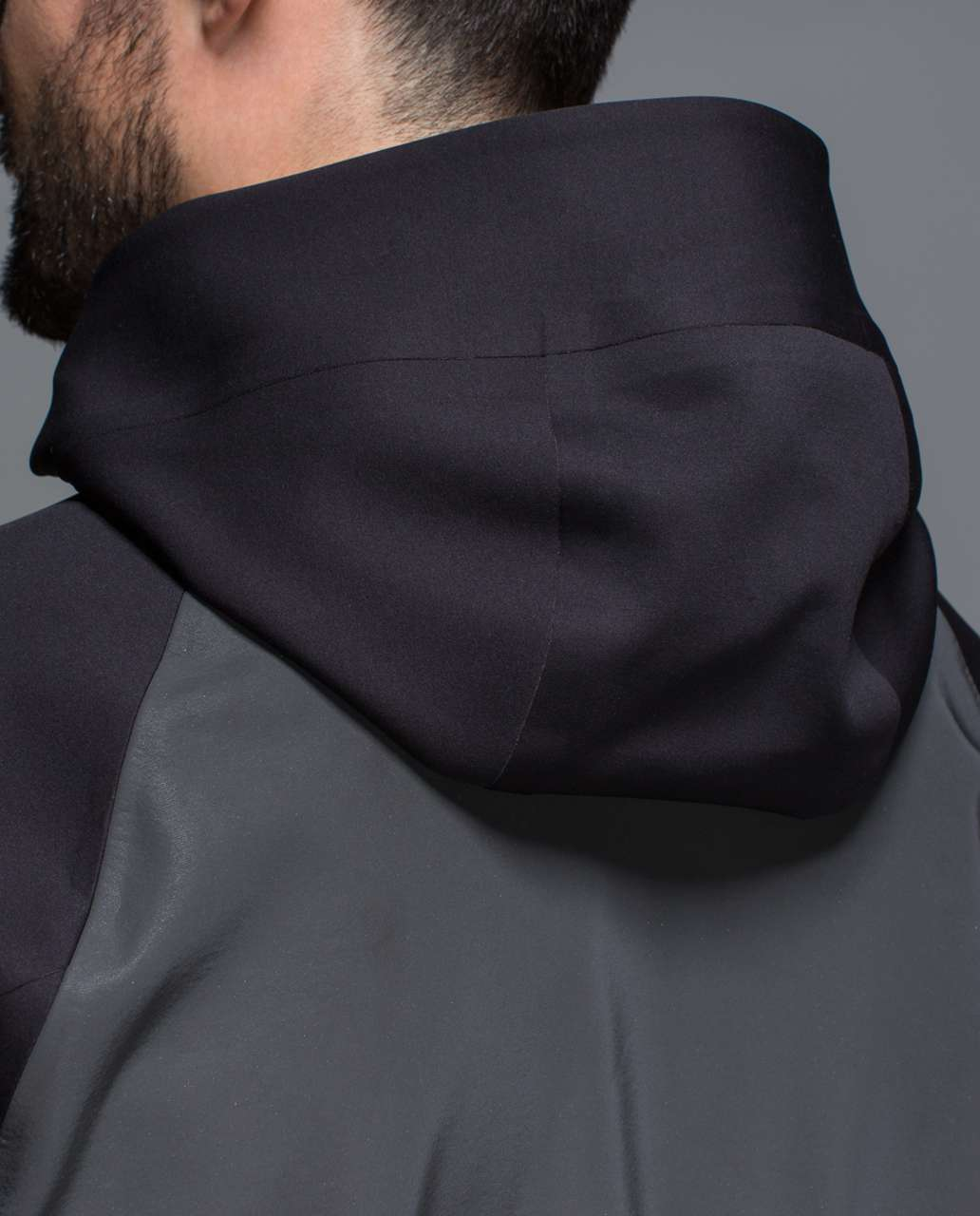 Lululemon Chamber Hoodie *Reflective - Black