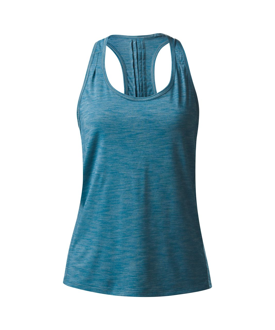Lululemon Hotwave Tank - Heathered Tofino Teal