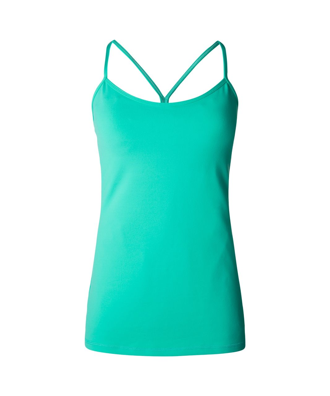 Lululemon Power Y Tank - Bali Breeze