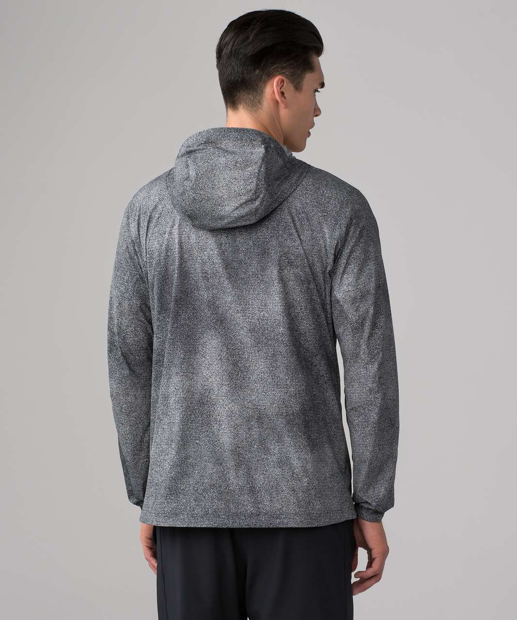df99de34d Lululemon Active Jacket - Carbon Mist Alpine White Graphite Grey ...
