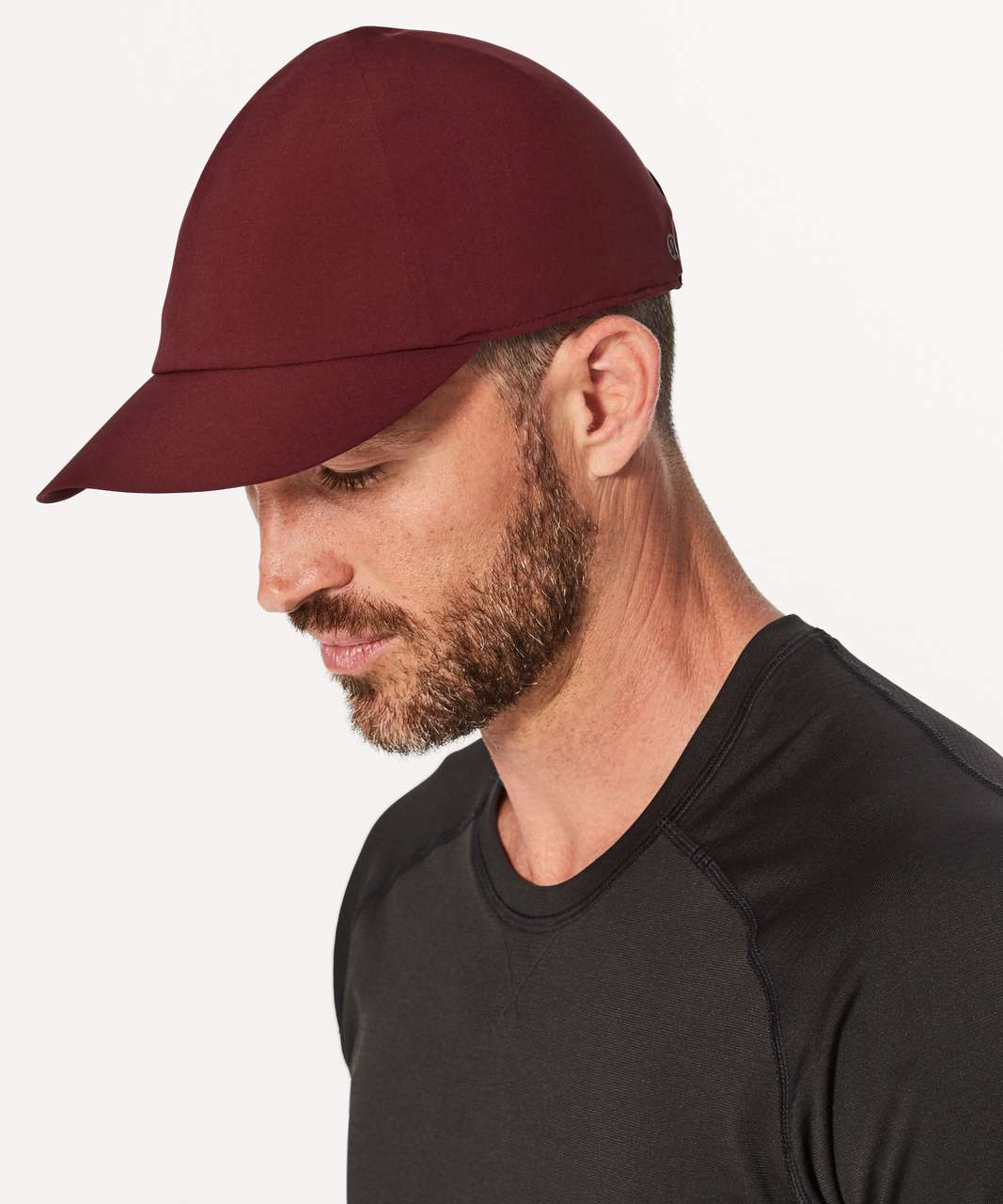 761bc04f Lululemon Ultra Lightspeed Run Hat - Deep Rouge - lulu fanatics