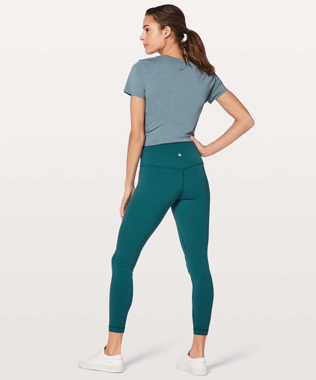 """Lululemon Align Pant II *25"""" - Dark Uniform Blue"""