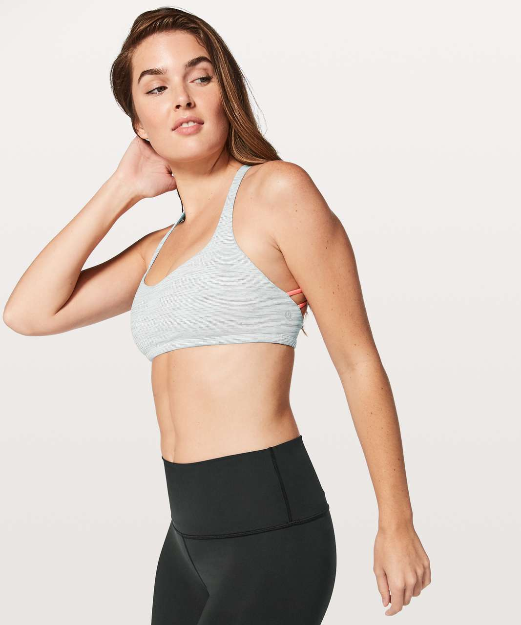 Lululemon Free To Be Bra (Wild) - Wee Are From Space Nimbus Battleship / Sunset