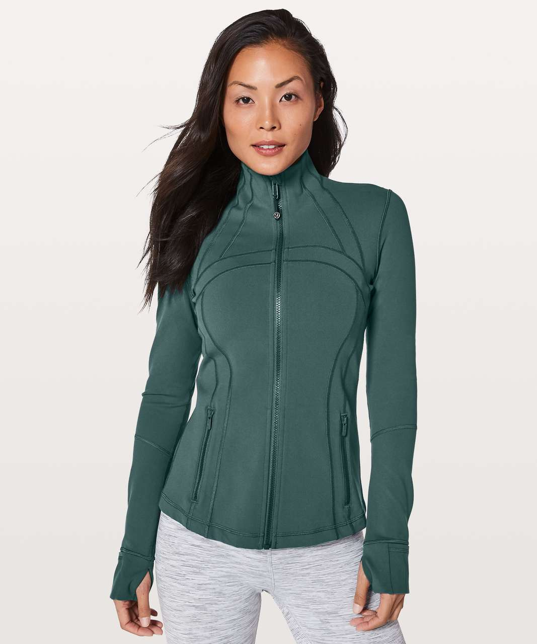 Lululemon Define Jacket - Teal Shadow (First Release)