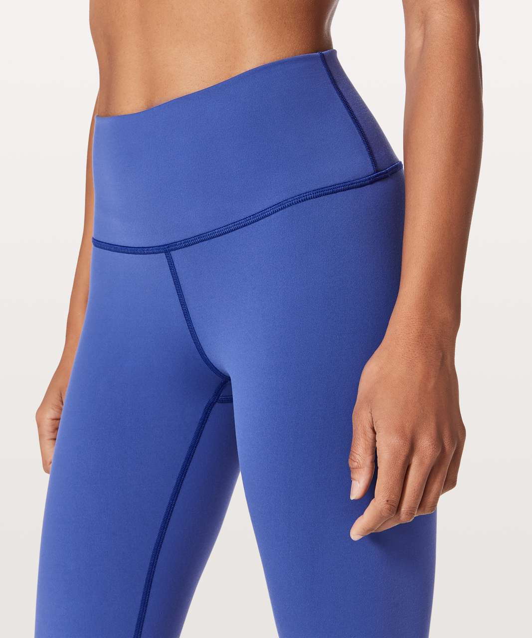 "Lululemon Wunder Under Hi-Rise 7/8 Tight *Full-On Luon 25"" - Moroccan Blue"