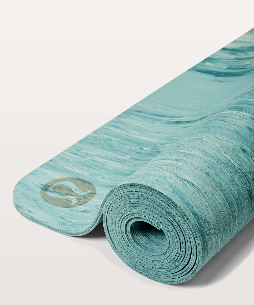 Lululemon Namastay Mat - Sea Green / Tonic Sea / Teal Shadow