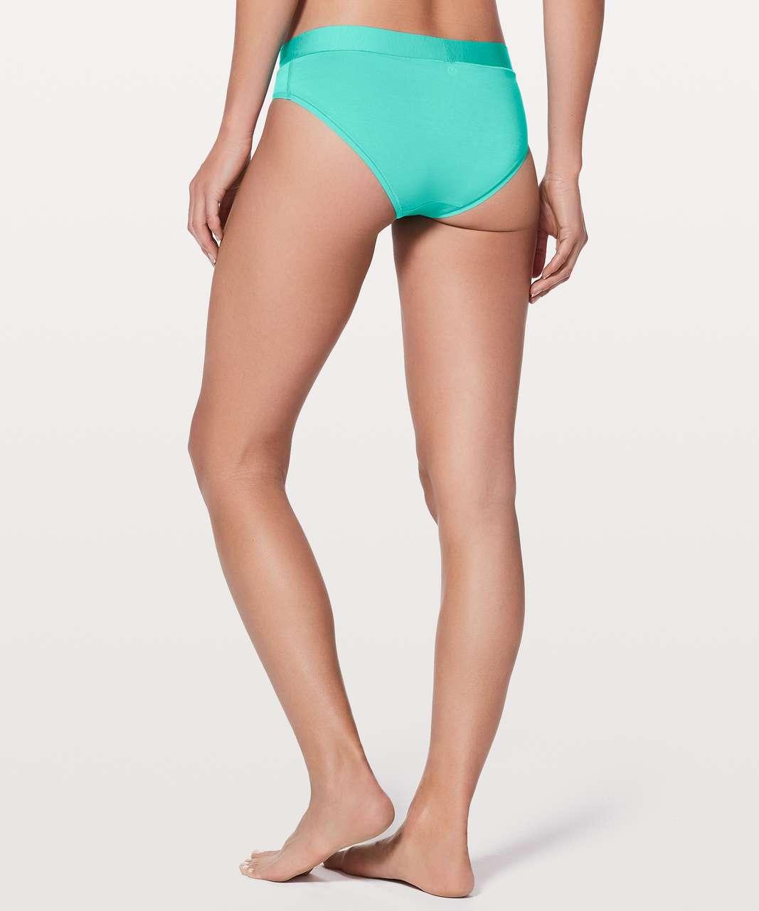 Lululemon Mula Bandhawear Bikini - Eucalyptus