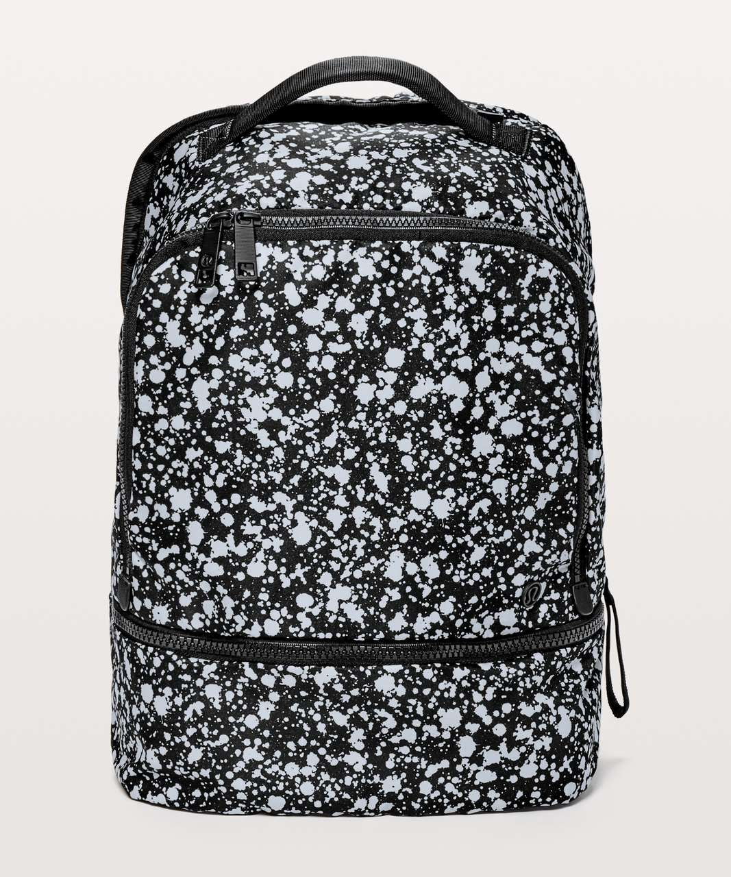 Lululemon City Adventurer Backpack *17L - Bleached Starlight Black