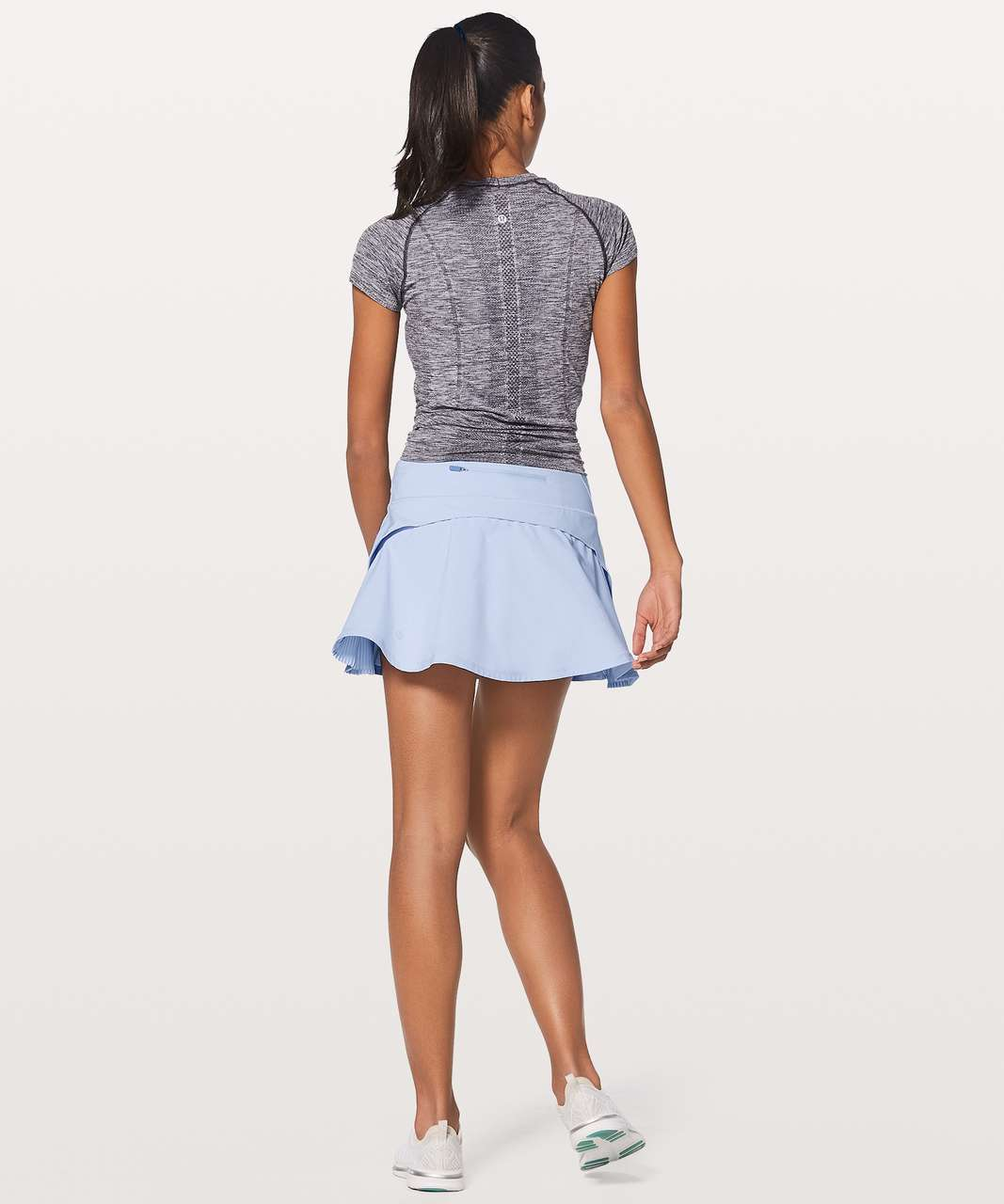 "Lululemon Play Off The Pleats Skirt *13"" - Cool Breeze"