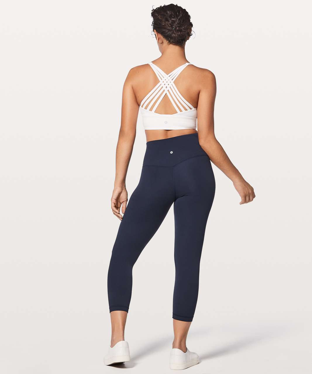 Lululemon Free To Be Moved Bra - White
