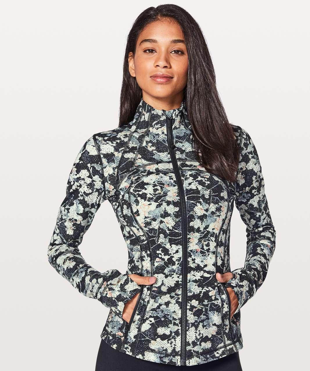 Lululemon Define Jacket - Spring Bloom Multi