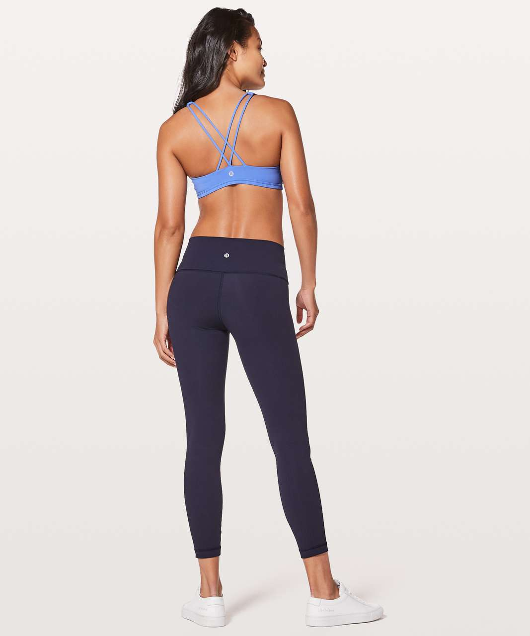 Lululemon Free To Be Bra - Light Horizon