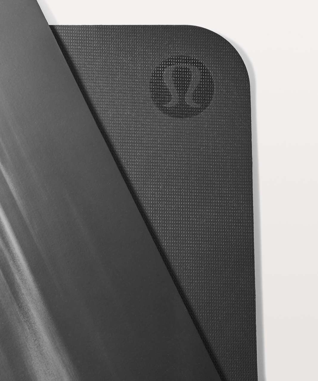 Lululemon The Reversible Mat 5mm *Expression - Black / White / Black