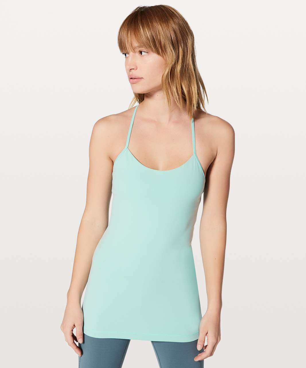 Lululemon Power Pose Tank *Light Support For A/B Cup - Tonic Sea