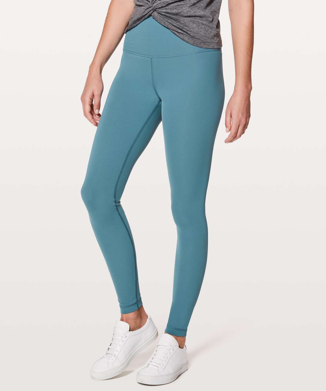 "Lululemon Wunder Under Hi-Rise Tight 28"" - Persian Blue"
