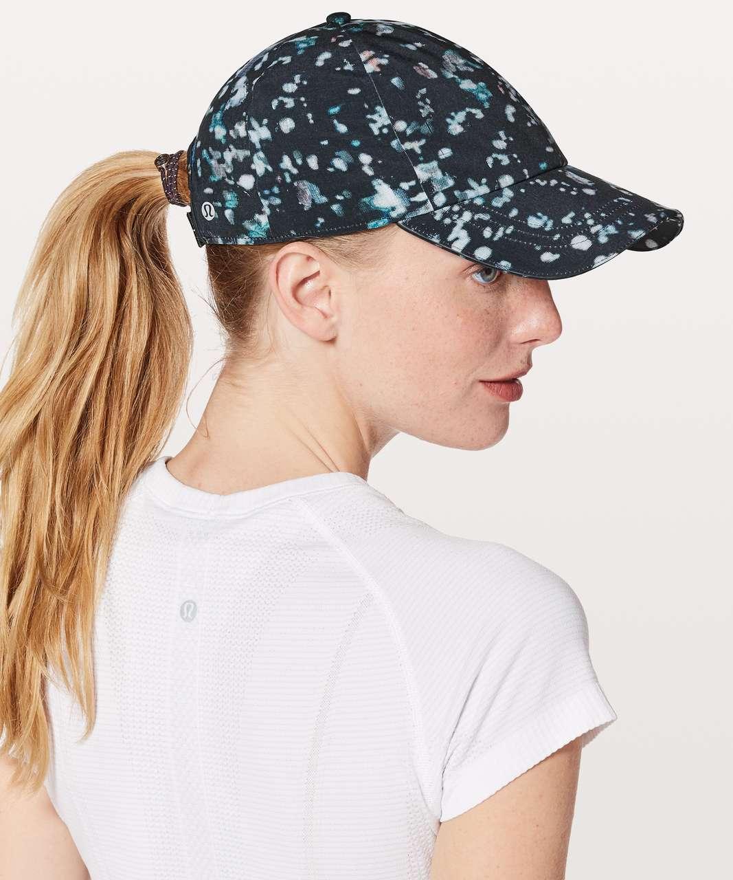 4e42e03897a07 Lululemon Baller Hat Run - Pixel Haze Multi Black - lulu fanatics
